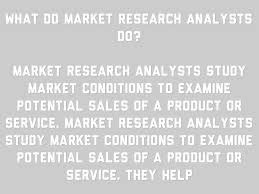 market research analyst jobs marketing research analyst by amir lodhi