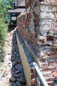 brick walls repairing structural brickwork old house restoration products