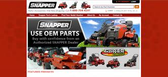 snapper parts distributors u2013 genuine snapper parts u0026 accessories