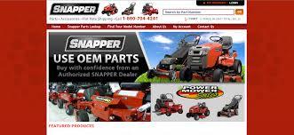 snapper parts distributors u2013 genuine snapper parts u0026 accessories