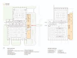 recreation center floor plan gallery of conestoga college student recreation centre mjma 19