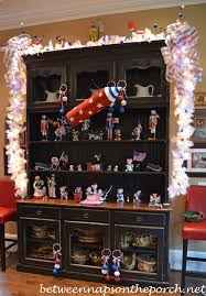 Decorating A Hutch Decorating Ideas For The 4th Of July