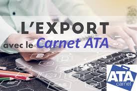 Cci Martinique Ccim Fiches Pratiques Pour Vos Formalités Carnet Ata L Exportation Temporaire Avec Le Carnet Ata Cci