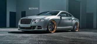 custom bentley continental bentley continental gt speed strasse wheels