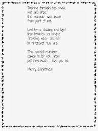 handprint ornament poem freebie popular pins poems