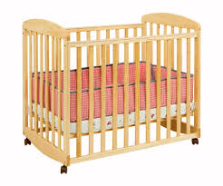 Rocking Mini Crib by Round Crib Bedding All About Crib