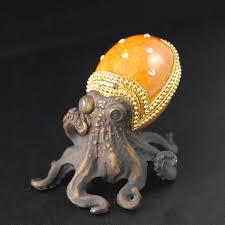 octopus decorated egg decorating ideas