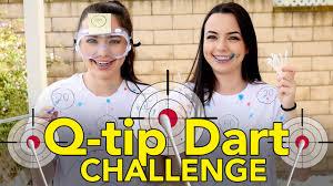 Challenge Tips Q Tip Dart Challenge Merrell