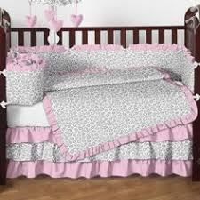 Pink Cheetah Crib Bedding Leopard Baby Shower Cakes Cheetah Pink And Leopard Print 9