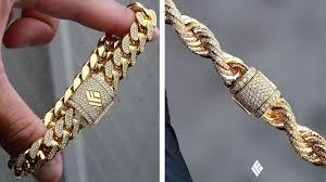 hand bracelet men images Top 10 latest gold bracelet design for men hand bracelets jpg