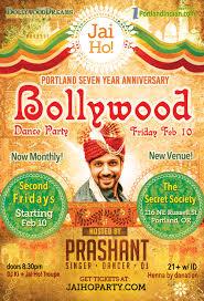 halloween party portland jai ho 7 year anniversary bollywood dance party portland