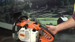 stihl 032 chain saw what to look for when buying chain saws