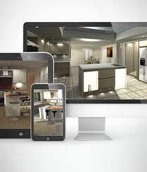 Kitchen 3d Design 3 Floor Plan Homepeek