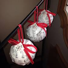 inspired musical ornaments as gifts for