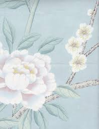 Tory Burch Wallpaper by Sybaritic Spaces The Wait Is Over Digital Chinoiserie Wallpapers