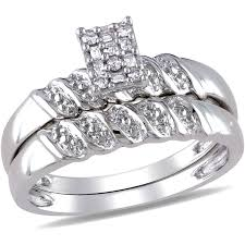 black wedding sets wedding engagement rings walmart