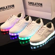 where can i buy light up shoes light sneakers on the hunt