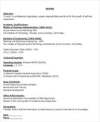 sample resume for electronics engineer aviation electronic