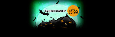 halloween banners home page flash flash banners