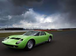 lamborghini classic is the lamborghini miura the most beautiful car ever the drive