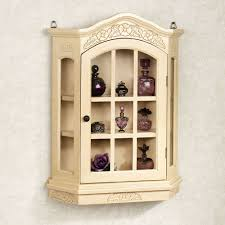 wall mounted curio cabinet small wall mounted curio cabinets wall mount ideas