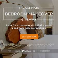 win a complete bedroom makeover the accent
