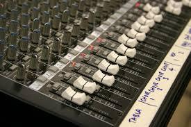 Sound Desk Mixing Desk Pa System Audio Elite Cape Town