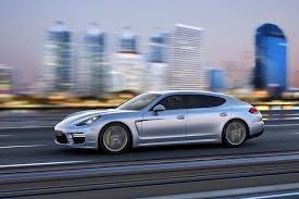 Porsche Panamera 2015 - porsche electric sport sedan to target tesla in 2018 fuel cell