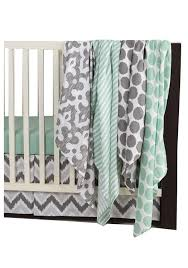 Grey And Green Crib Bedding Baby Bedding Baby Bedding For Baby Bedding