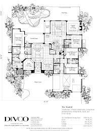 custom house plan luxury house floor plan ideas the