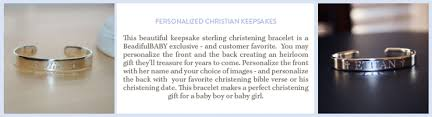 Baptism Engraved Gifts Beadifulbaby Baptism Gifts For Baby Boys Girls And Godparents