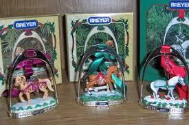 breyer ornaments for sale sold