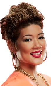 tessanne chin new hairstyle tessanne chin tessanne chin and haircuts