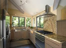 Modern Kitchen Countertops And Backsplash Pictures Of Kitchens Modern Light Wood Kitchen Cabinets Page 2