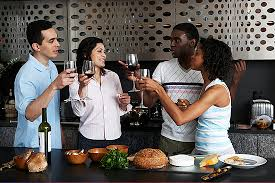dinner host what you need to host a successful dinner party official pks blog