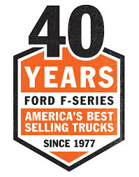logo ford 2017 ford f series secures 40th straight year of sales supremacy the