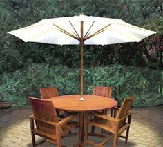 Patio Set Umbrella 40 Design Patio Table Set With Umbrella Furniture Design Ideas