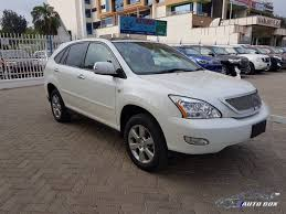 Toyota Harrier U2013 Autobox K Limited