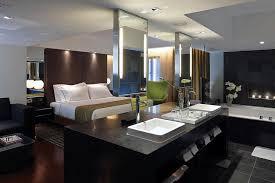 chambre avec dressing et salle de bain amenagement chambre dressing salle bain idées de design d intérieur