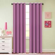 Alton Solid Grommet Window Curtain Panel Double Wide Grommet Curtains Amazon Com