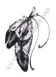 native american feather tattoos tattoo collections
