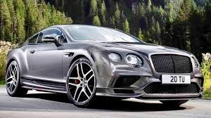 2018 bentley continental supersports 700hp fastest 4 seaters car
