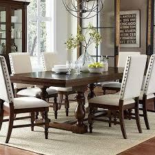 Homelegance Yates Turned Leg Trestle Dining Table Wayside - Trestle kitchen tables