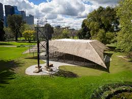 bijoy jain designed mpavilion 2016 gifted to melbourne zoo