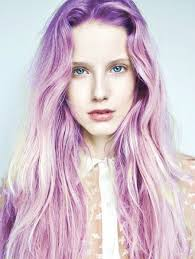 pictures of people who colored their hair with loreal feria b16 colored hair sweet nothings