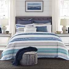 Blue Striped Comforter Set Tommy Hilfiger Striped Comforters U0026 Bedding Sets Ebay