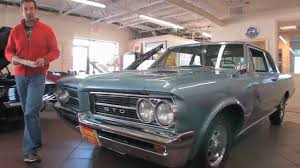 1964 pontiac gto 389 tripower for sale with test drive driving