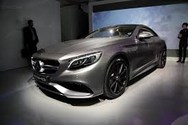 mercedes s63 amg coupe 2015 york 2014 2015 mercedes s63 amg coupe debuted the