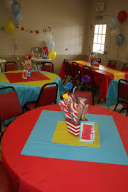 thing 1 and thing 2 dr seuss party simple decorating future