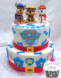 paw patrol cakecentral